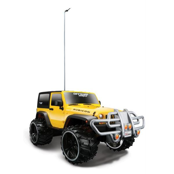 Jeep Wrangler Off Road 116