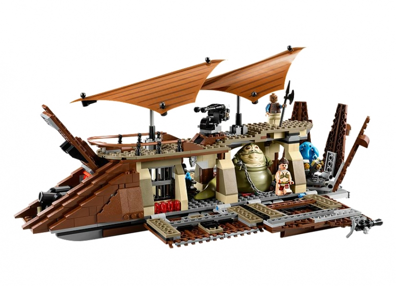 Jabbas Sail Barge
