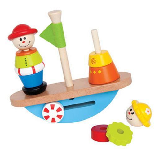 Joc Echilibreaza Barca