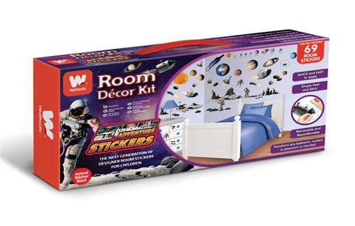 Kit Decor Space Adventure