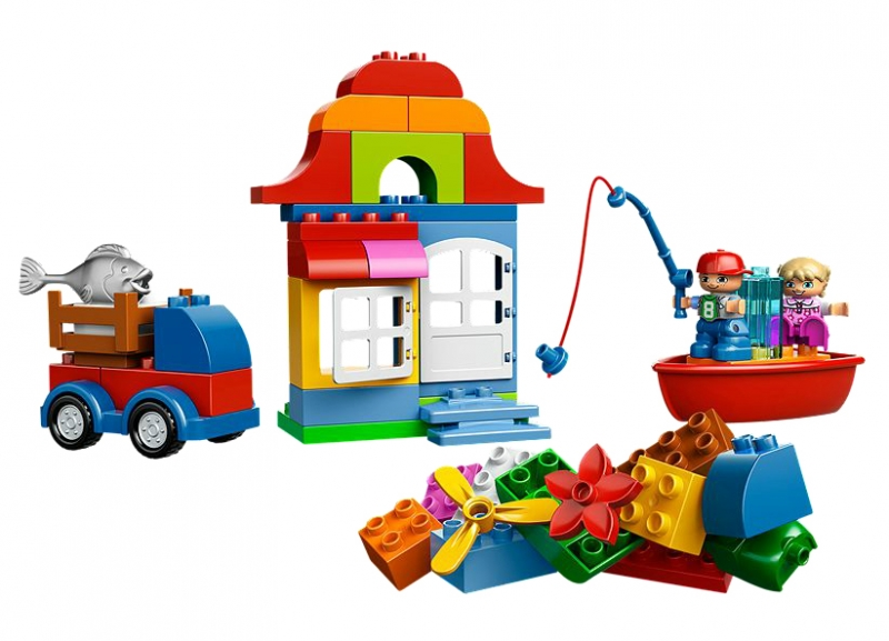 Ladita creativa Lego Duplo