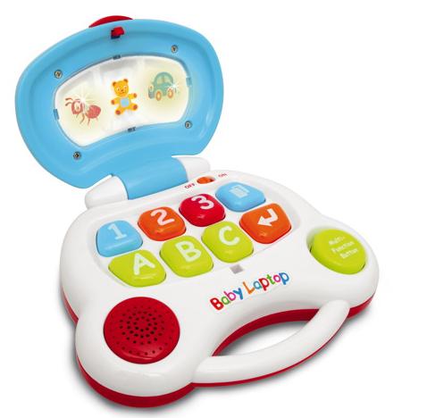 Laptop copii cu efecte sonore,luminoase