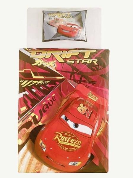 Lenjerie pat Disney Cars Drift