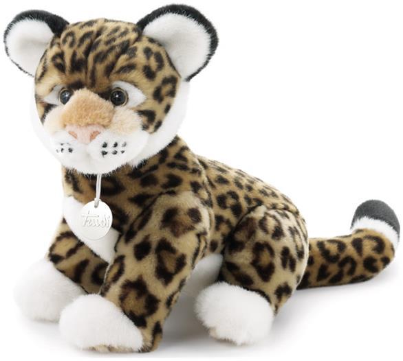 Leopard Silver Collection 30cm