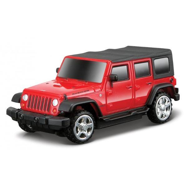 Maisto 164 RC Jeep Wrangler