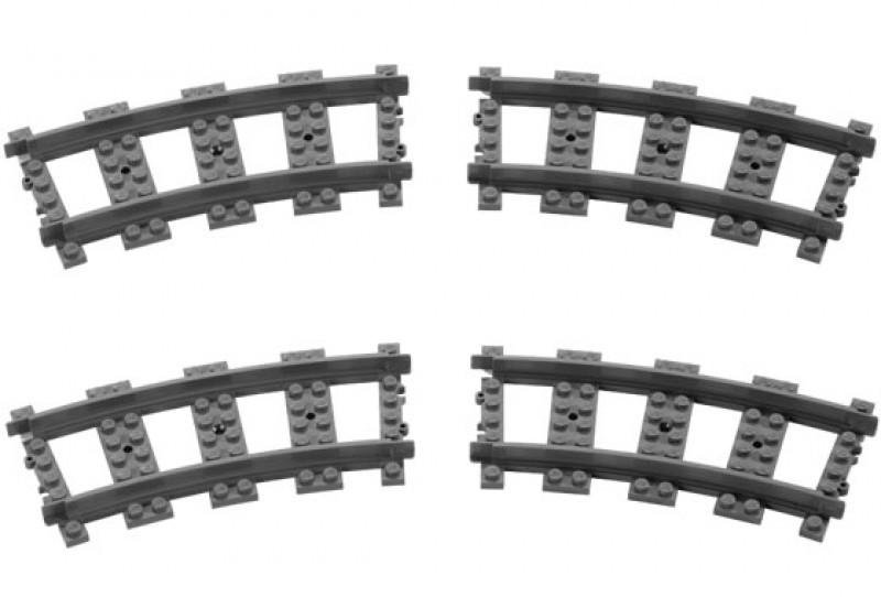 Macaz de cale ferata din seria LEGO CITY