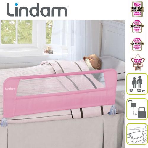 Margine De Siguranta Pliabila Pink Lindam