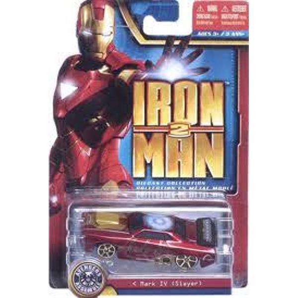 Marvel Heroes Iron Man 2 macheta Die C