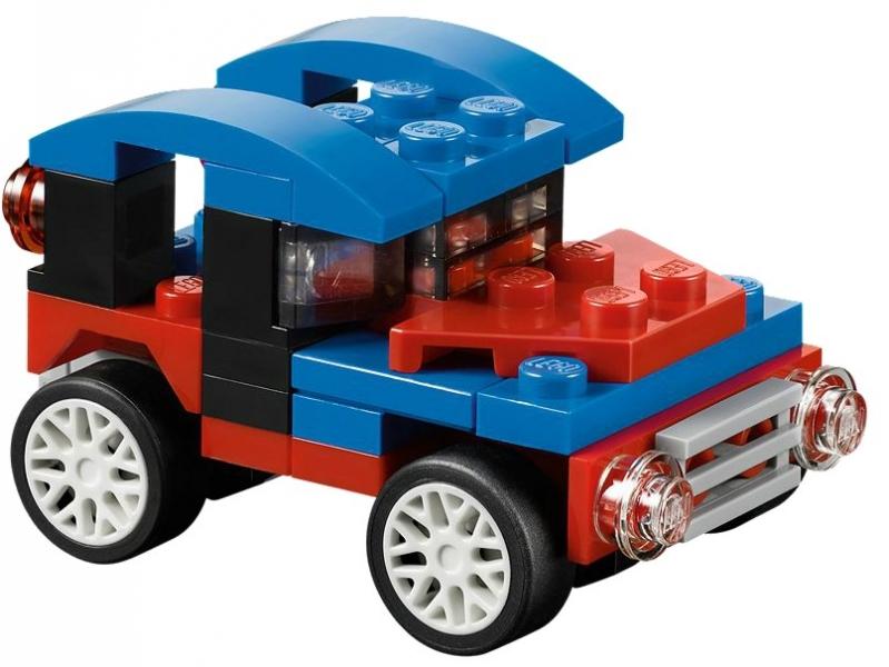 Mini-masina sport