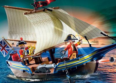 Pirates - Nava britanica de razboi