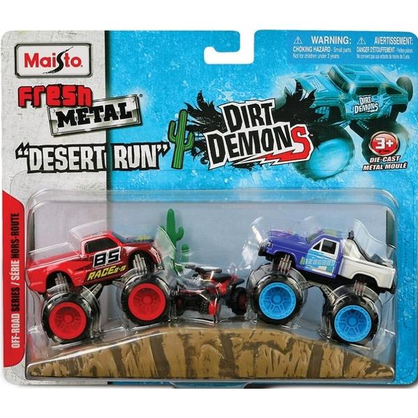 Off Road Dirt Demons Maisto