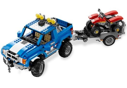 Off Road Power - din seria LEGO CREATOR