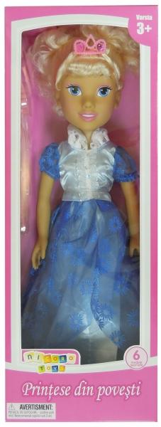 Papusa Printesa Albastra