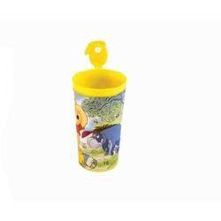 Pahar Plastic cu Suport Pai Winnie The Pooh