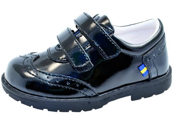 Pantof  copii Charles lac negru