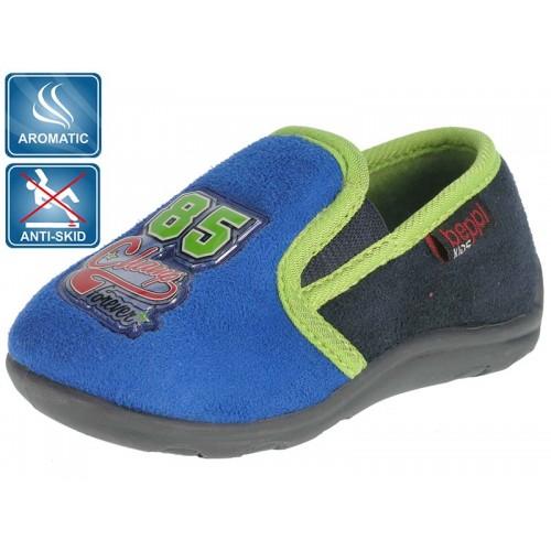 Pantofi pentru gradinita bleu