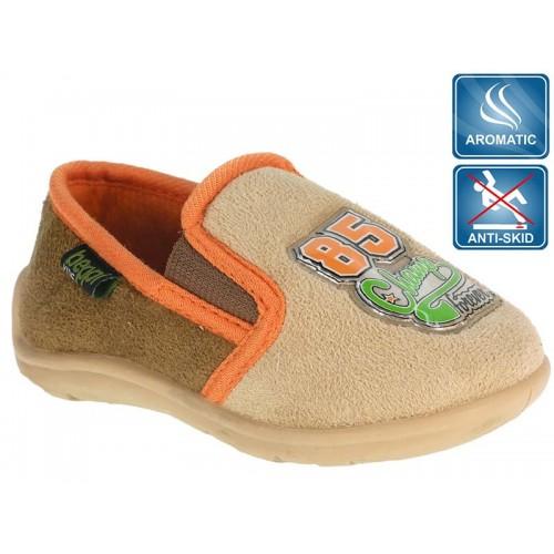 Pantofi pentru gradinita crem