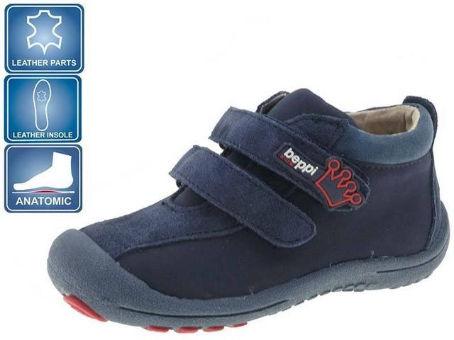 Pantofi sport baieti navy