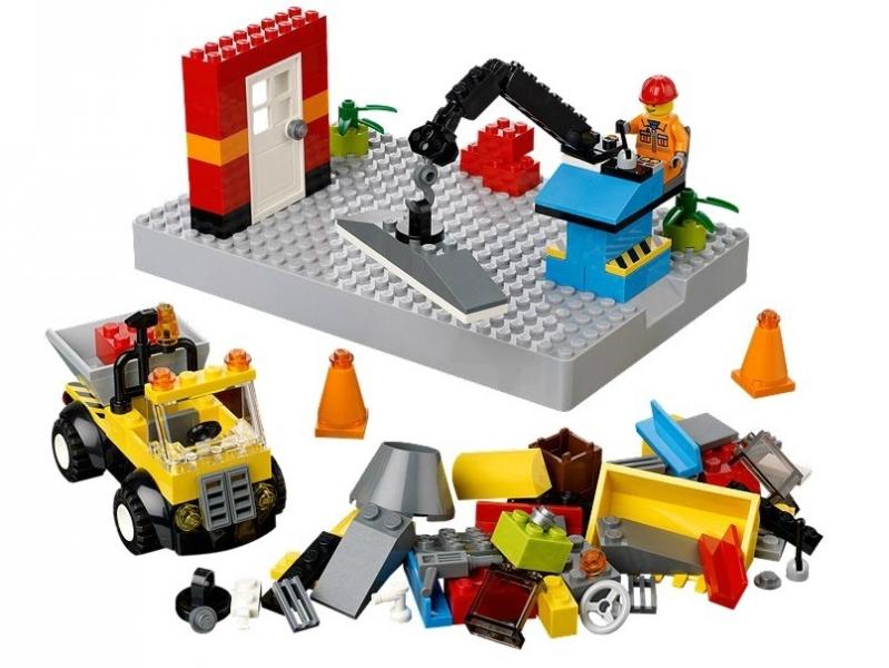 Primul meu set LEGO
