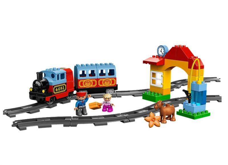 Primul meu set de trenuri