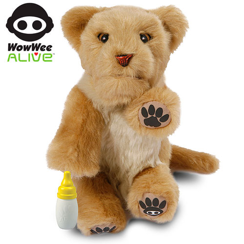 Mini Lion - Wow Wee
