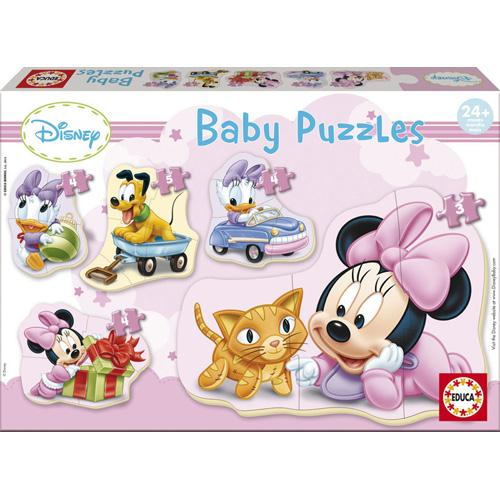 Puzzle Baby Minnie Mouse