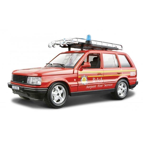 Range Rover Fire