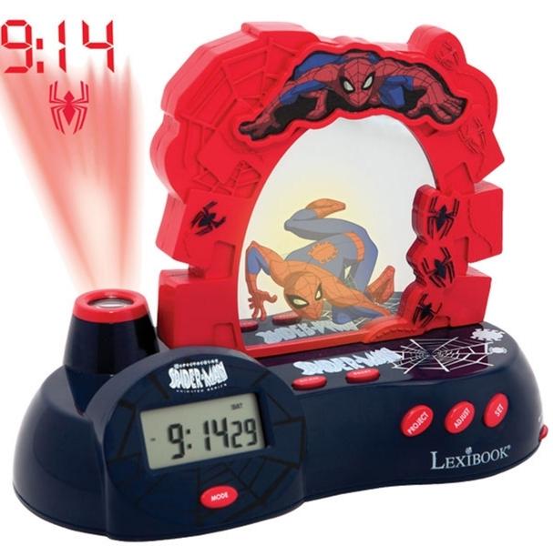 Radio cu ceas Spiderman RP300SP