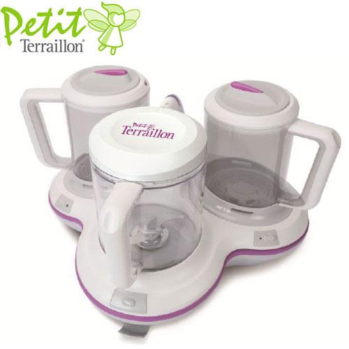 Robot Multifunctional Petit Gourmet Style Cream-Purple