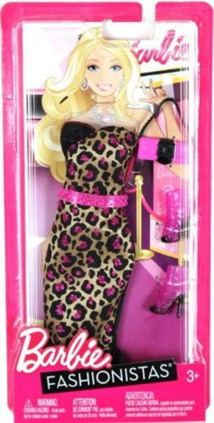 Rochie de seara Barbie Fashionistas - Le