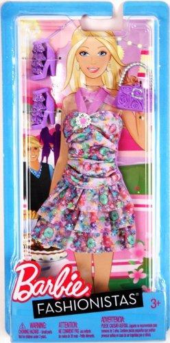 Rochie de seara Barbie Fashionistas - Mo