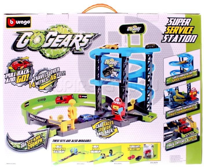 Set De Joaca Go Gear Super Service - BBU