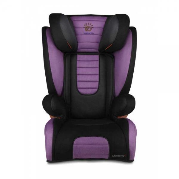 Scaun auto ajustabil cu sistem ISOFAST si AIRTEK Purple 2012 Model