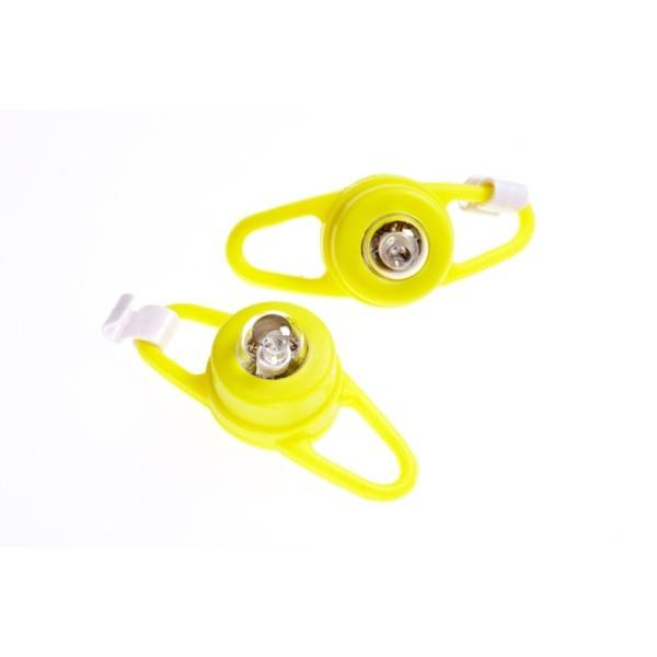 Semnalizatoare luminoase pentru carucioare si biciclete Proviz galben - 3