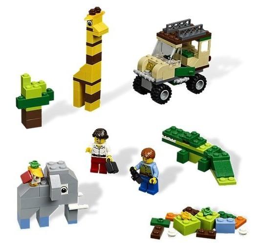 Set Lego safari