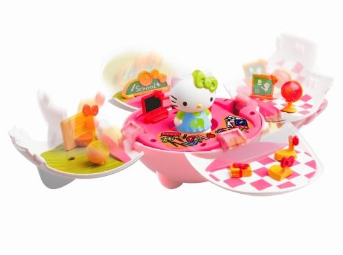 Set Scoala Hello Kitty