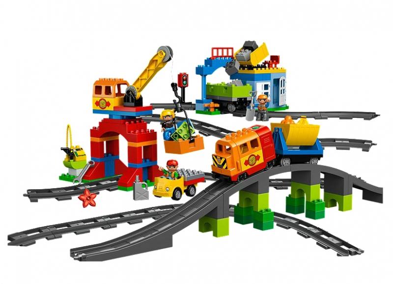 Set De Trenuri Deluxe
