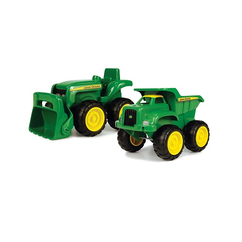 Set JD mini tractor si camion