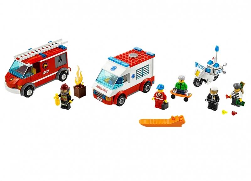 Set pentru incepatori LEGO City