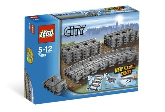 Sine flexibile din seria LEGO CITY