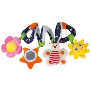 Spirala cu jucarii Baby Soft Toy