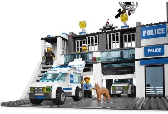 Statia de politie LEGO City