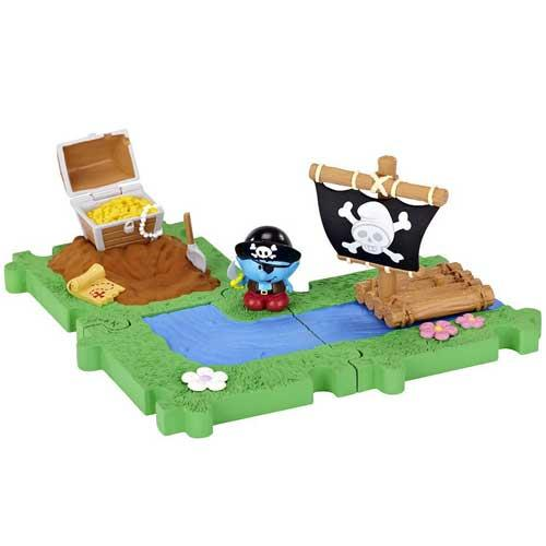 Strumfii 2 - Pirate Smurf Starter Set