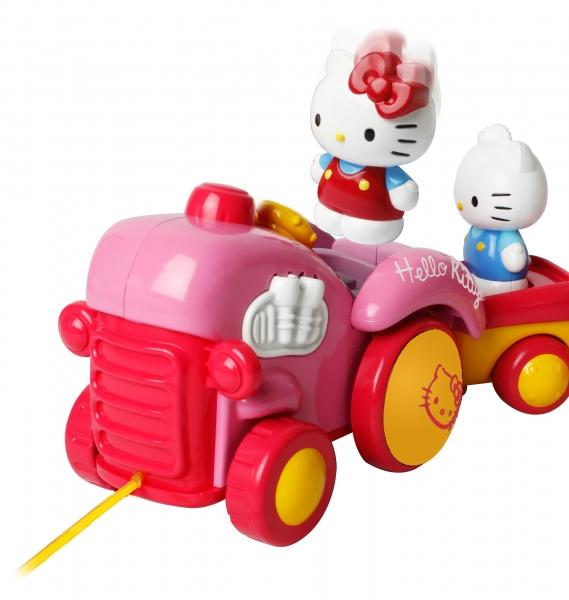 Tractor Hello Kitty