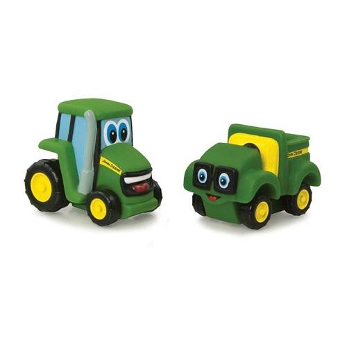 Tractorul Johnny si prietenii
