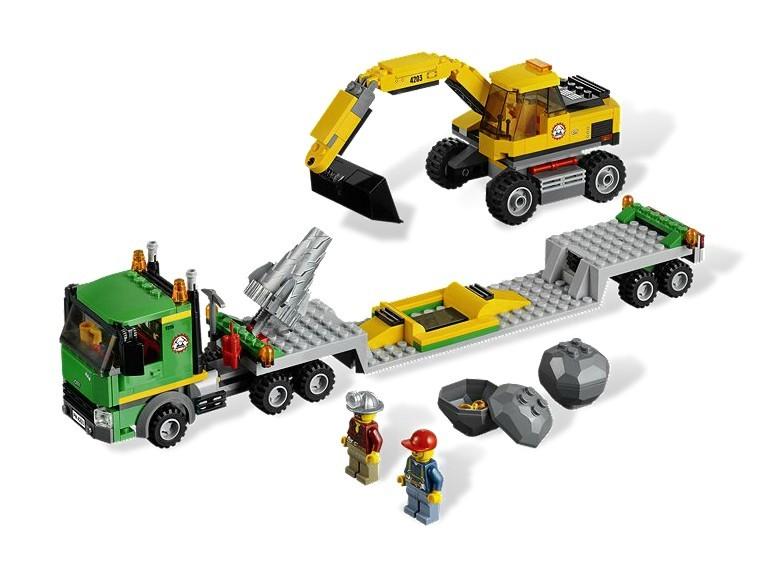 Transportor de excavator