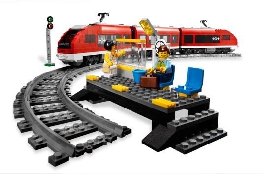Tren de pasageri LEGO