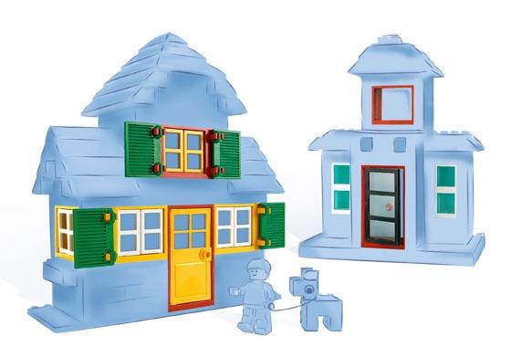 Usi si geamuri Lego