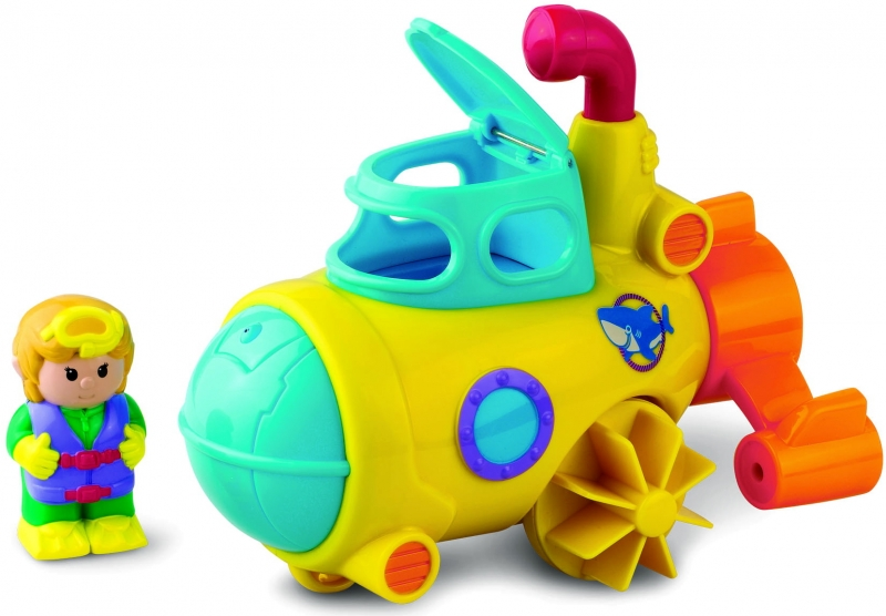 Vehicul cadita - submarin