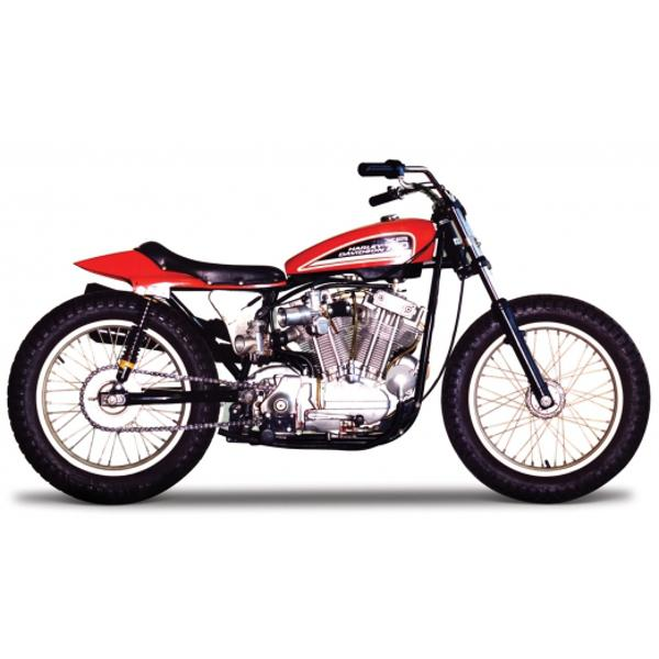 XR750 Racing Bike